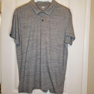 Old Navy Short Sleeve Cotton Polo Shirt